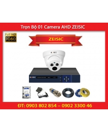 Trọn Bộ 01 Camera ZEISIC ZEI-EB991 (2.0MP)