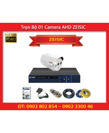 Trọn Bộ 01 Camera ZEISIC ZEI-sLBT992 (2.0MP)