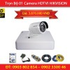 Trọn Bộ 01 Camera HIKVISION DS-2CE16C0T-IR (1.0MP)