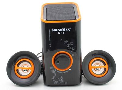 Loa vi tính Soundmax C-11/2.1